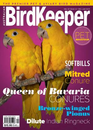 Australian Birdkeeper Magazine - December 2019 - January (2020)