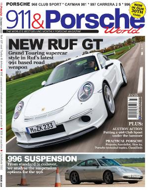 911 & Porsche World - Issue 310 - January (2020)