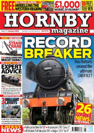 Hornby Magazine - Issue 151 - January (2020)