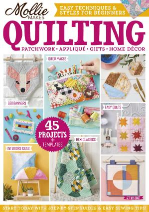 Mollie Makes Quilting (2019)