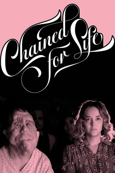 Chained For Life 2019 720p WEBRip 800MB x264-GalaxyRG