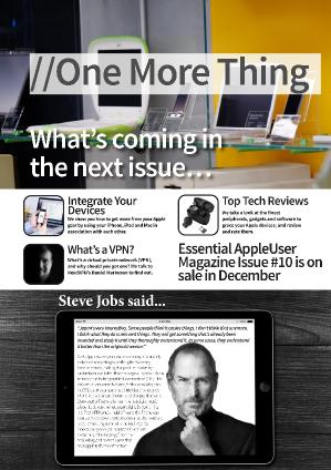 Essential AppleUser Magazine  December (2019)