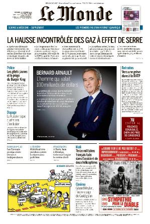 Le Monde - 27 11 (2019)