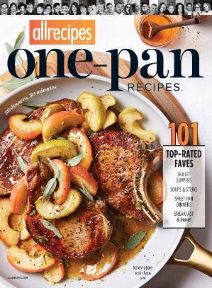 Allrecipes One-Pan Recipes (2019)