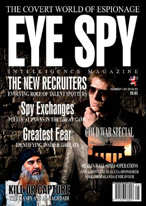 Eye Spy - Issue 125 - December (2019)