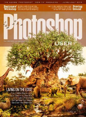 Photoshop User - June-July (2019)