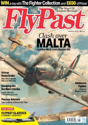 FlyPast - January (2020)