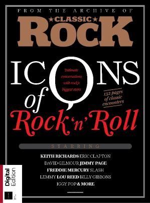 Classic Rock UK Icons of Rock n Roll (2019)
