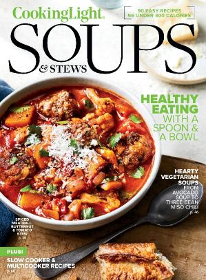 Cooking Light - Soups & Stews (2019)
