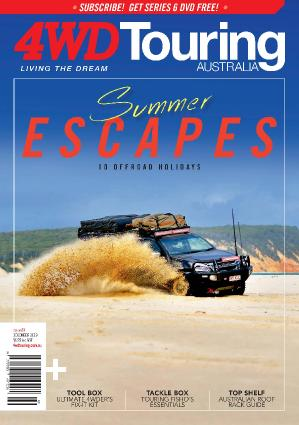 4WD Touring Australia - Issue 89 - December (2019)