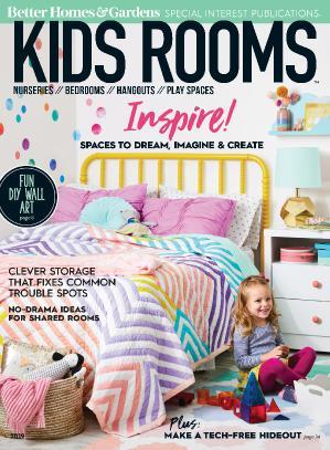 Better Homes & Gardens - Kids Rooms (2019)