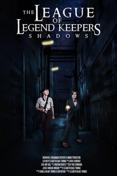 The League Of Legend Keepers Shadows 2019 HDRip AC3 x264-CMRG