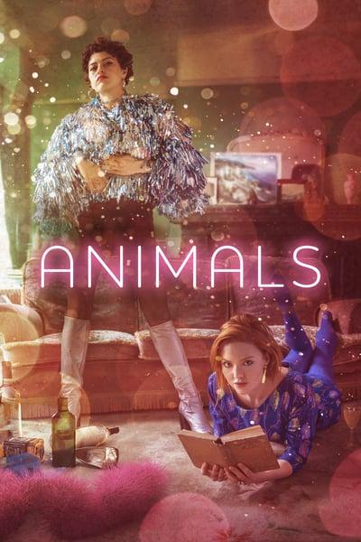 Animals 2019 HDRip XviD AC3-EVO