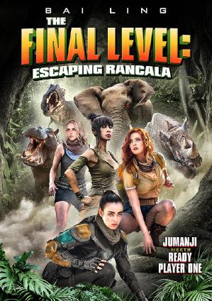 The Final Level Escaping Rancala 2019 720p WEB-DL XviD AC3-FGT