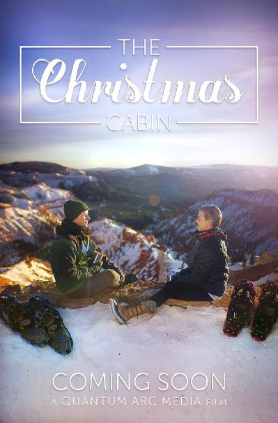 The Christmas Cabin 2019 720p WEBRip 800MB x264-GalaxyRG
