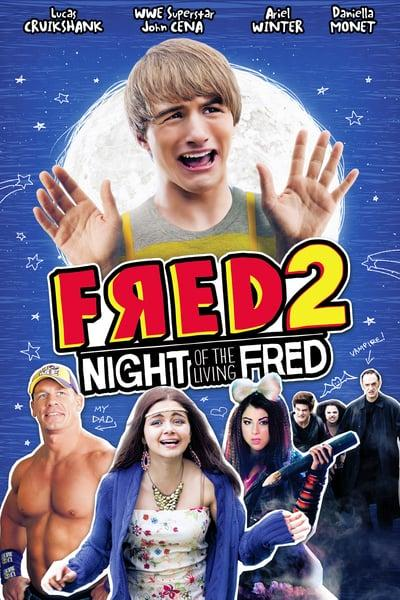Fred 2 Night of the Living Fred 2011 WEBRip x264-ION10