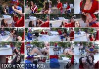 Ariella Ferrera, Jennifer Jacobs - Independence Day Pussy Play | MylfXTeamSkeet | 2019 | HD