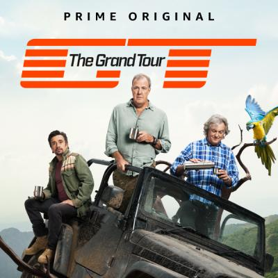 Гранд тур / The Grand Tour [Серии: 4, Серии: 01 из 10] (2019) WEB-DL 1080p | AlexFilm