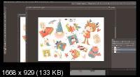 Рисуем стикеры (2019) HDRip