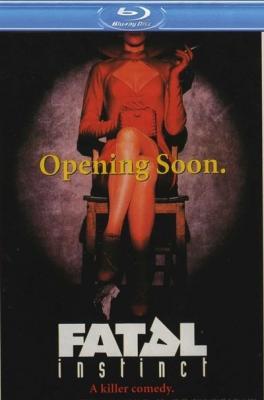 Смертельный инстинкт  / Фатальный инстинкт / Fatal Instinct (1993) BDRip 720p