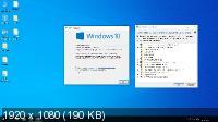 Windows 10 Pro Lite 1909 build 18363.535 by Zosma (x64/RUS)
