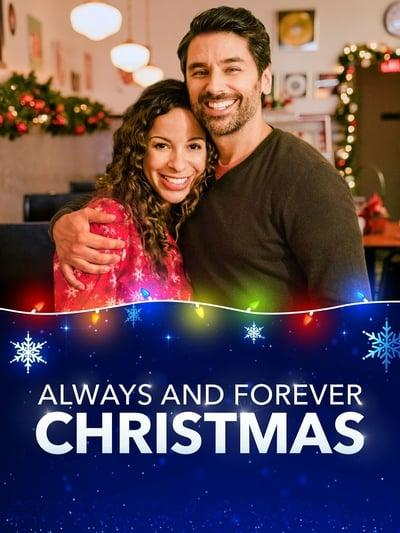 Always and Forever Christmas 2019 720p WEBRip 800MB x264-GalaxyRG