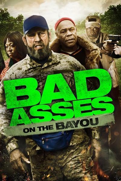 Bad Asses on the Bayou 2015 WEBRip XviD MP3-XVID