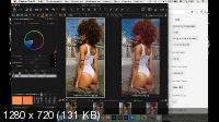 Онлайн мастер-класс «Capture One. Цвет и объём» + Бонус (2018) HDRip