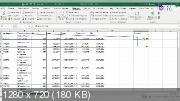 Фишки Excel: как много можно сделать без формул (2019) Видеокурс