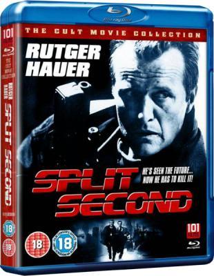 Считанные секунды  / Split second (1992) Blu-Ray 1080p