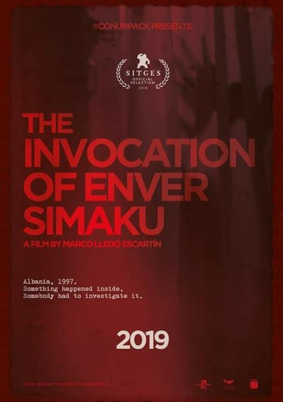 The Invocation of Enver Simaku 2019 HDRip x264-SHADOW