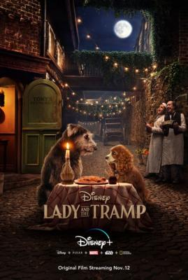 Леди и Бродяга / Lady and the Tramp (2019) WEBRip 2160p | HDR | Flarrow Films