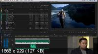 Adobe premiere pro. продвинутый уровень. гибридный курс (2019). Скриншот №2