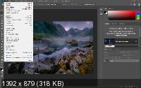 Adobe Photoshop CC 2019 20.0.8.92 RePack by Pooshock