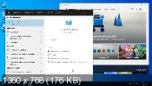 Windows 10 Enterprise x86/x64 2in1 1909.18363.535 by Brux (RUS/2019)
