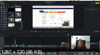 Создание видеоуроков в Camtasia (2019) PCRec