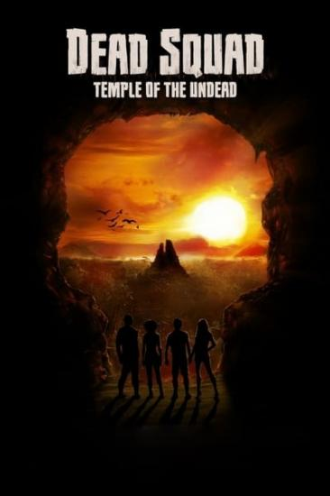 Dead Squad Temple of the Undead 2018 WEBRip XviD MP3-XVID