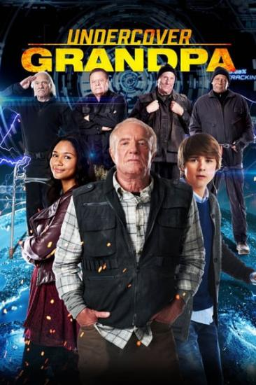 Undercover Grandpa 2017 WEBRip XviD MP3-XVID