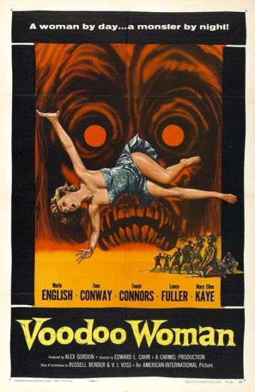 Voodoo Woman 1957 WEBRip x264-ION10