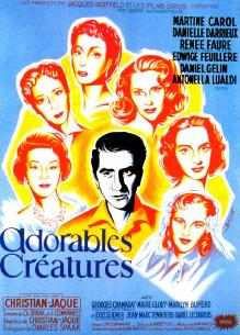 Прекрасные создания / Adorables creatures / Adorable Creatures (1952) DVDRip