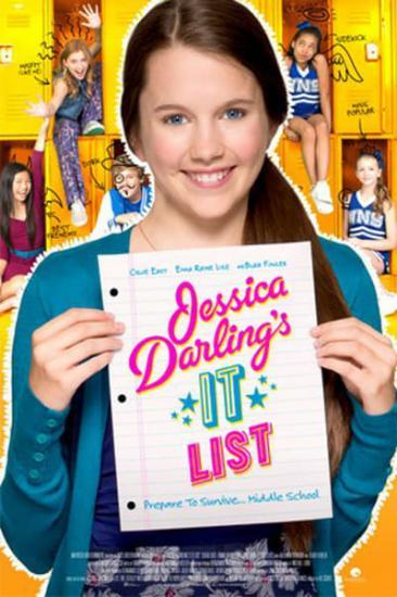 Jessica Darlings It List 2016 WEBRip XviD MP3-XVID