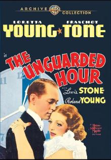 Момент беззащитности / The Unguarded Hour (1936) DVDRip