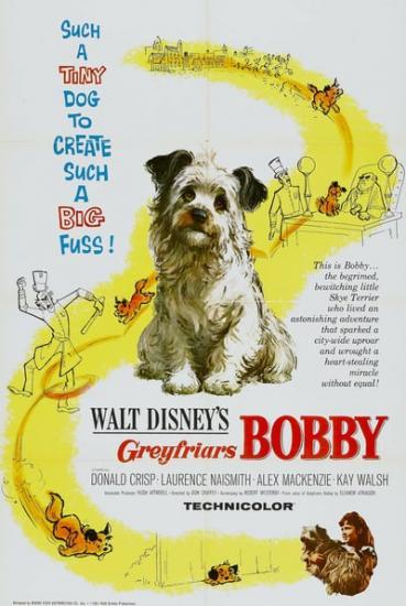 Greyfriars Bobby The True Story of a Dog 1961 WEBRip XviD MP3-XVID