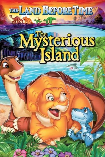 The Land Before Time V The Mysterious Island 1997 WEBRip XviD MP3-XVID
