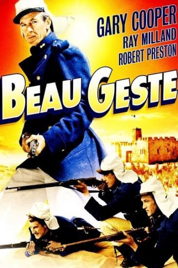 Beau Geste 1939 BRRip XviD MP3-XVID
