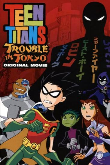 Teen Titans Trouble in Tokyo 2007 WEBRip x264-ION10