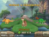 Земля до начала времен: приключения на воде / Land Before Time - Big Water Adventure (2003) PC