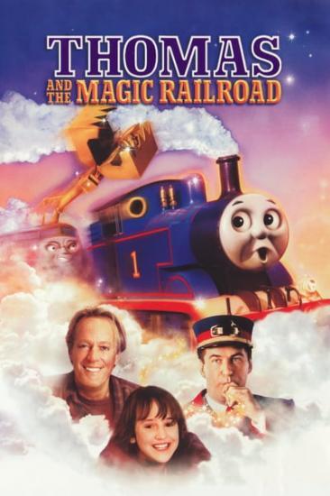 Thomas and the Magic Railroad 2000 WEBRip XviD MP3-XVID