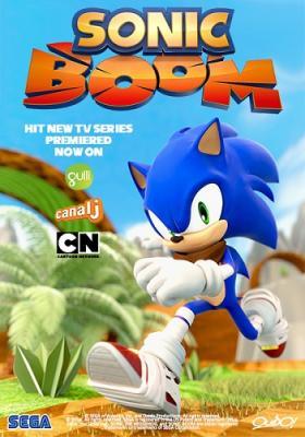 Соник Бум / Sonic Boom [Сезон: 1] (2014-2015) WEB-DL 1080p