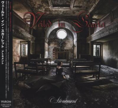 Veiled In Scarlet - Atonement (2018) [WLKR-037]